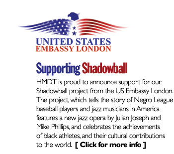 United States Embassy London Supporting Shadowball
