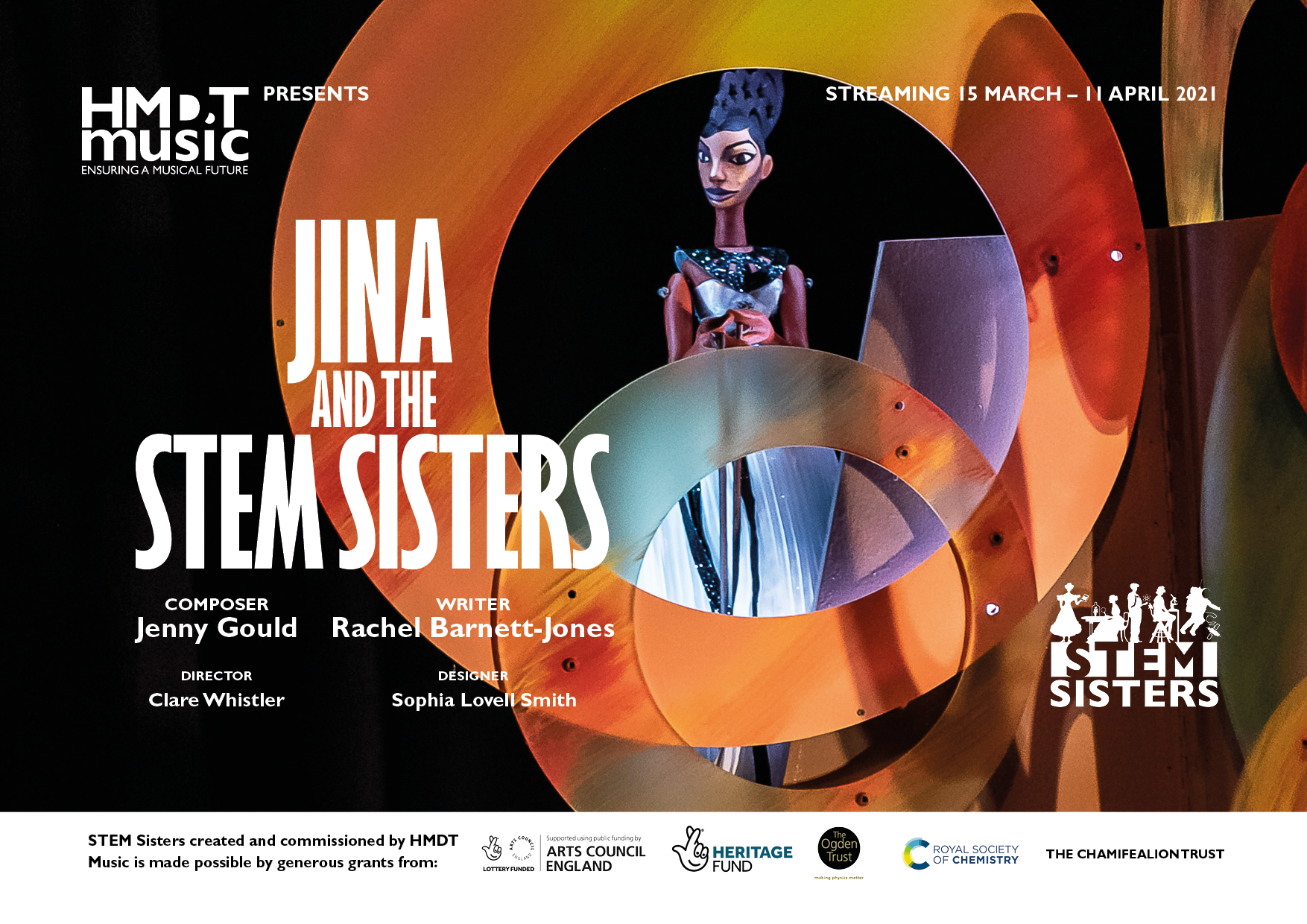 Jina and the Stem Sisters Programme for Download