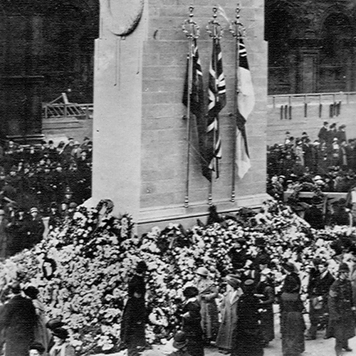 The London Cenotaph