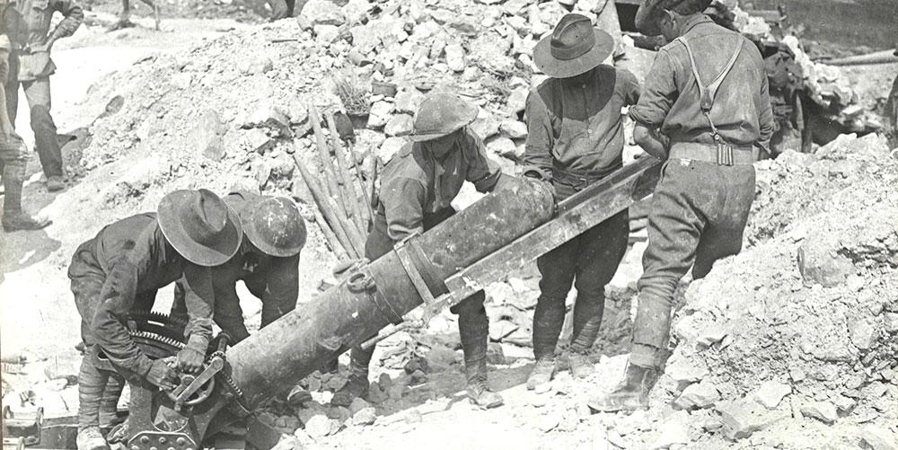 Trench Mortars