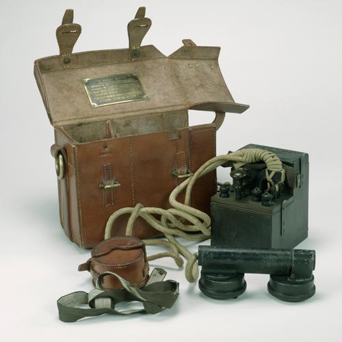 Portable Field Telephone