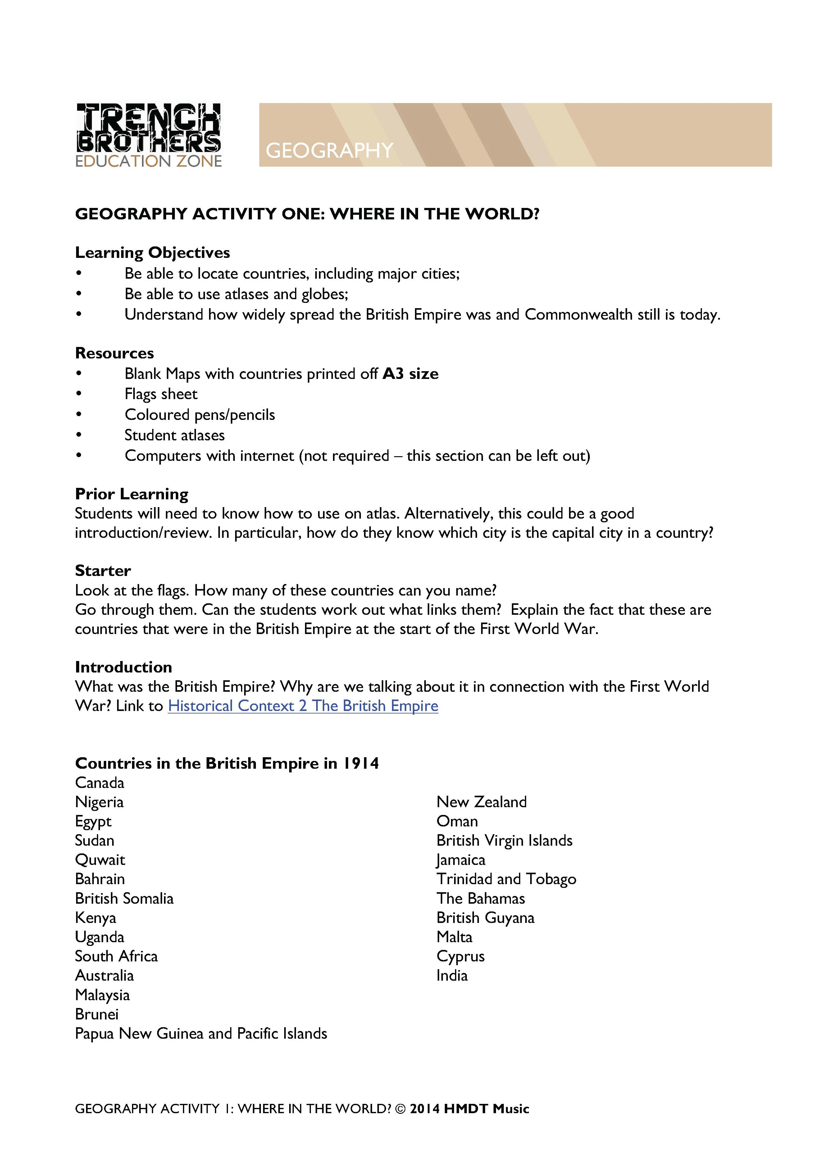 worksheet Types Of Maps Worksheet 6 geography trenchbrothers teaching resources world map worksheet