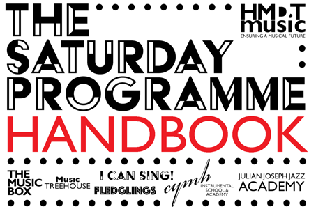 Saturday Programme Handbook Contents